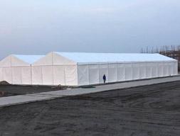 爱森(如东)化工厂仓储帐篷