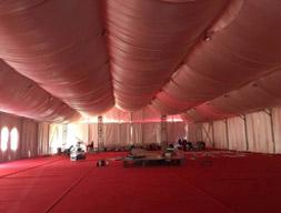 婚庆活动篷房:苏州草坪婚庆活动篷房