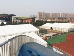 中国教育机械装备博览会篷房(江苏泰州)
