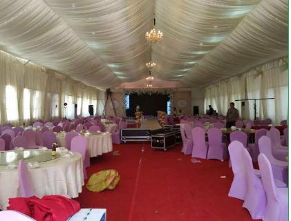 什么是婚宴帐篷?