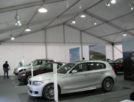 大型车展篷房