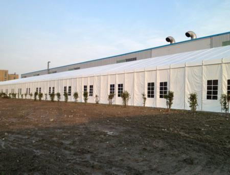 大型仓储帐篷