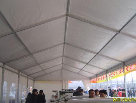 汽车展示篷房